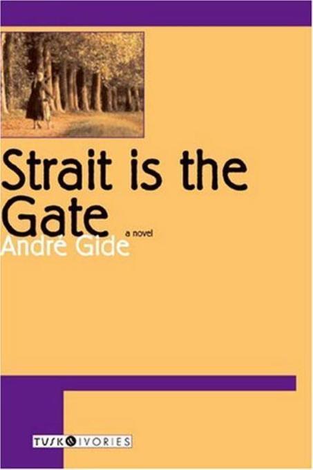 Strait Is the Gate als Taschenbuch