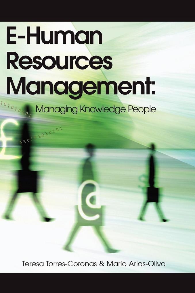 E-Human Resources Management als Buch