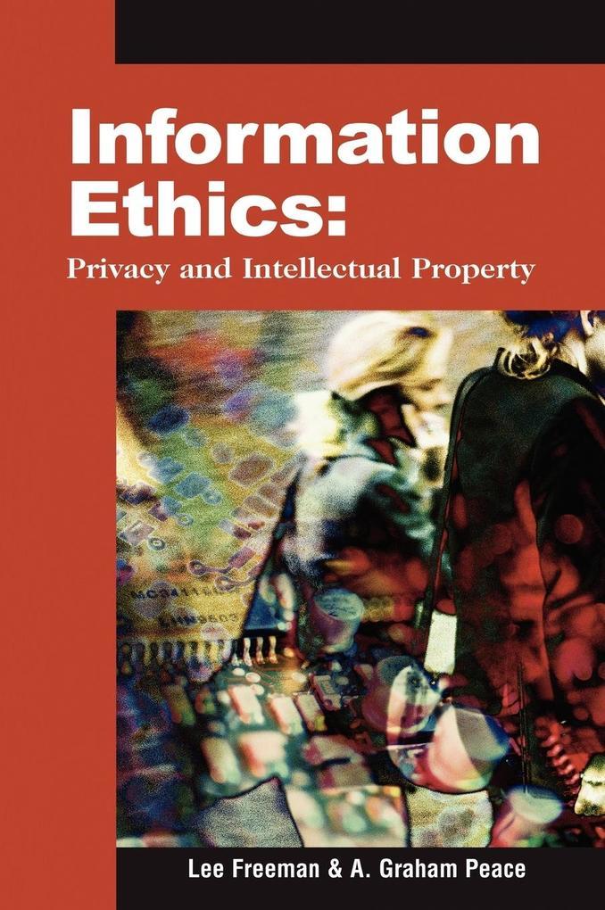 Information Ethics als Buch