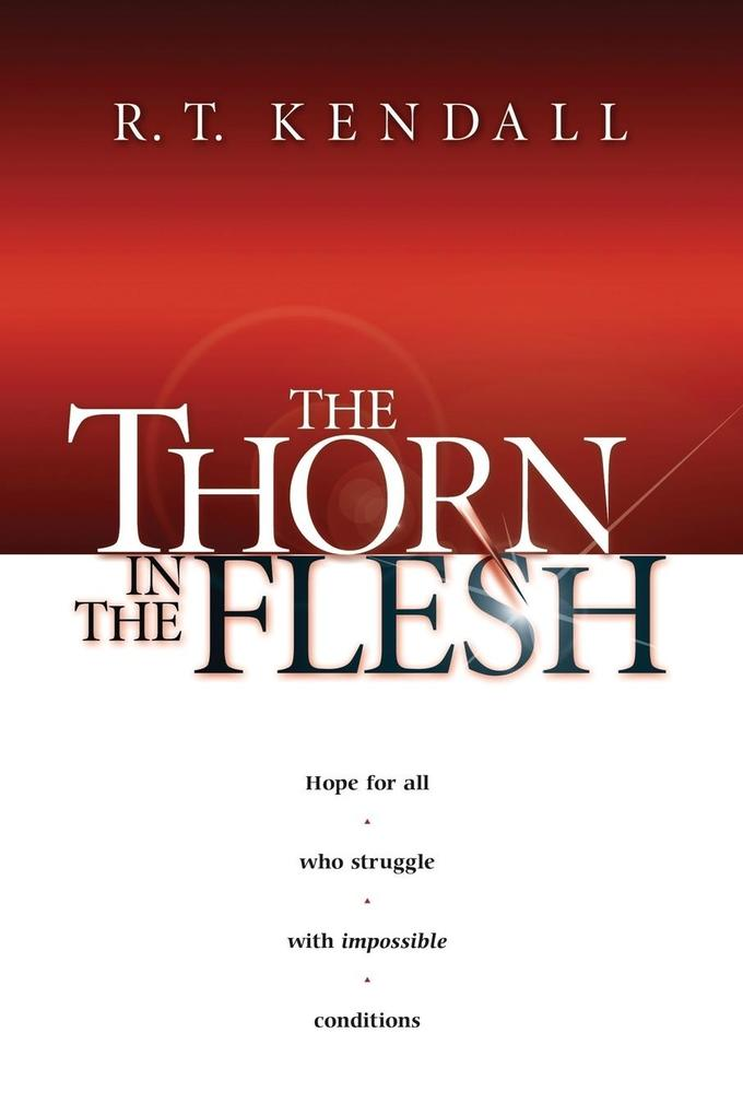 The Thorn in the Flesh als Taschenbuch