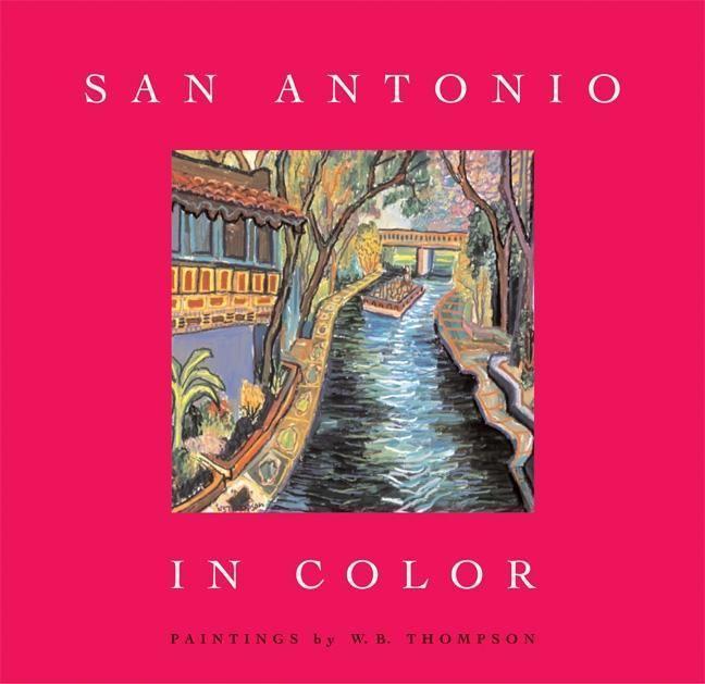 San Antonio in Color als Buch