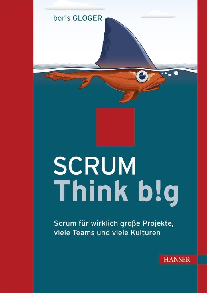 Scrum Think big als eBook