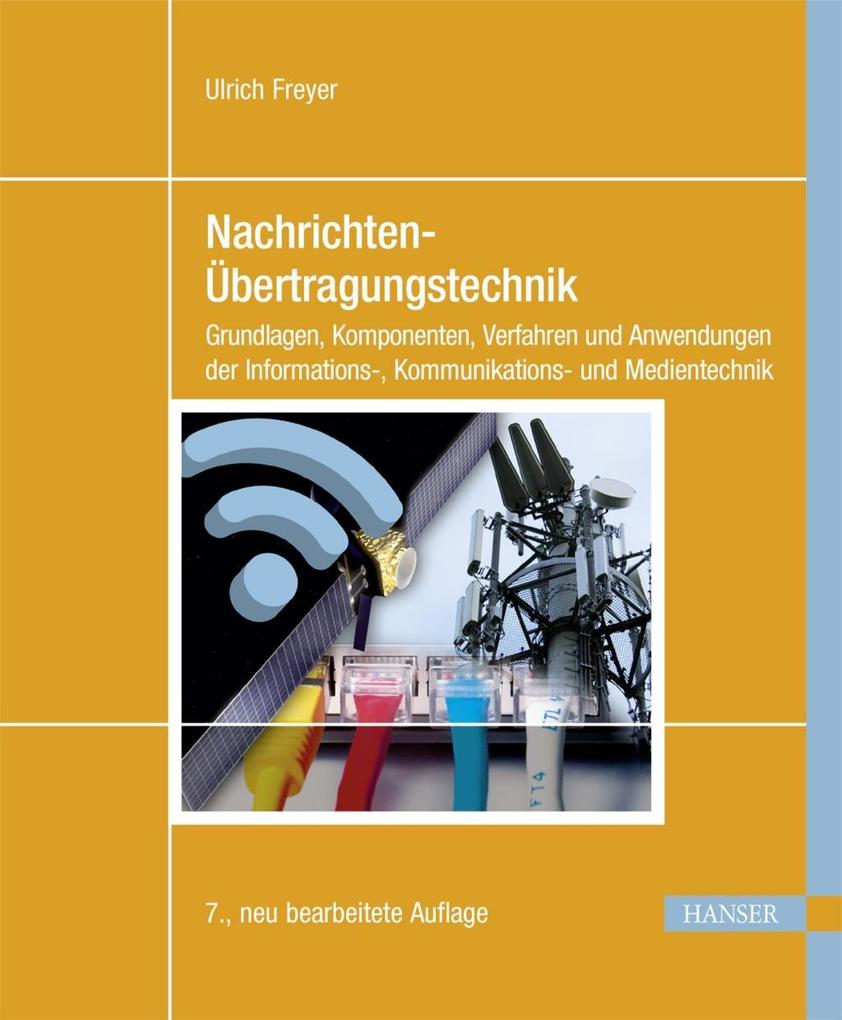 Nachrichten-Übertragungstechnik als eBook
