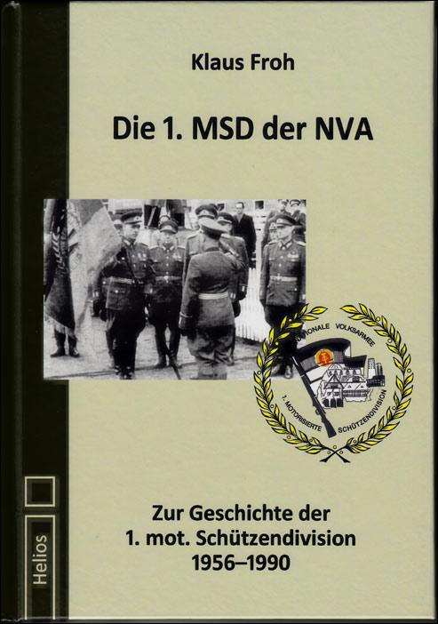 Die 1. MSD der NVA als Buch
