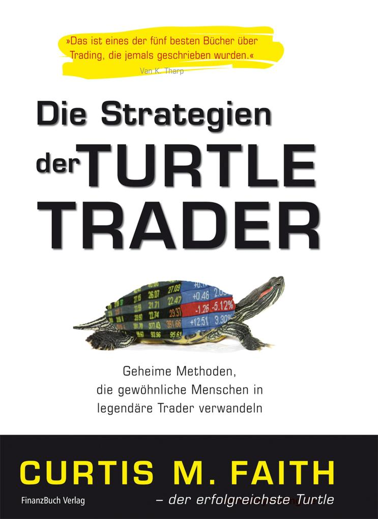 Die Strategien der Turtle Trader als eBook