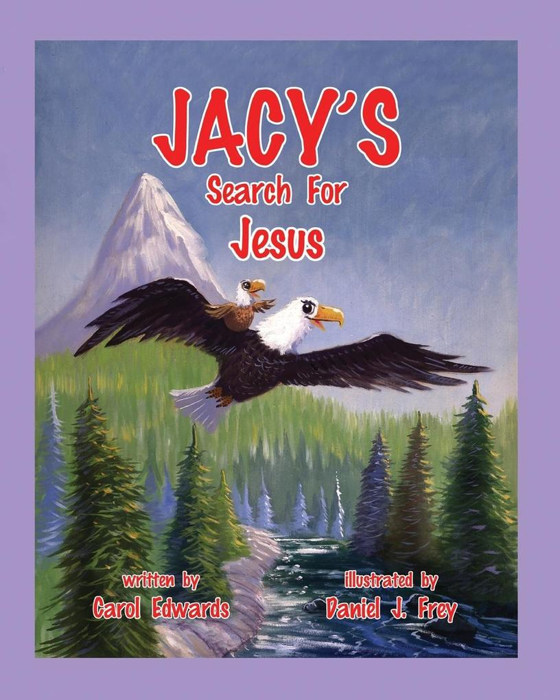 Jacy's Search For Jesus