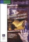Filosofia, Sociedad y Educacion als Taschenbuch