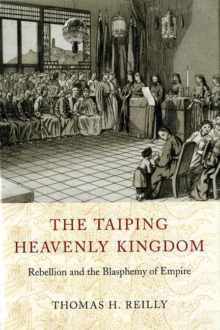The Taiping Heavenly Kingdom als Buch (gebunden)