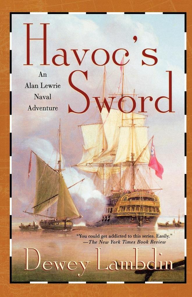 Havoc's Sword als Taschenbuch