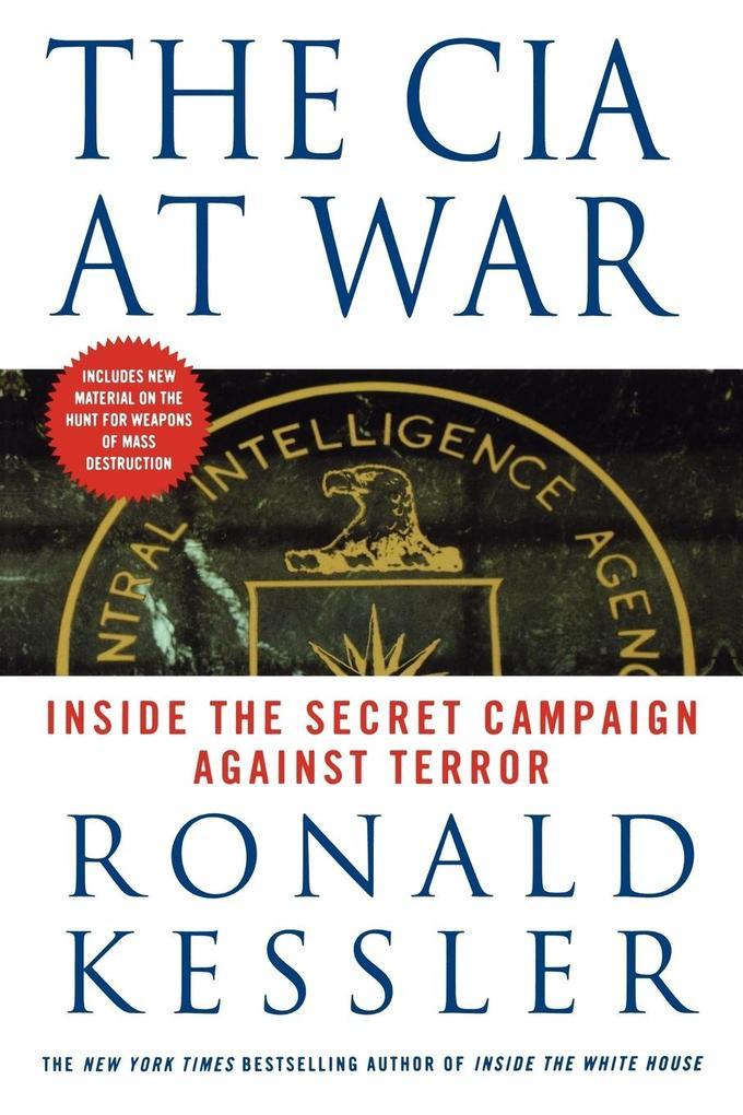 The CIA at War als Taschenbuch