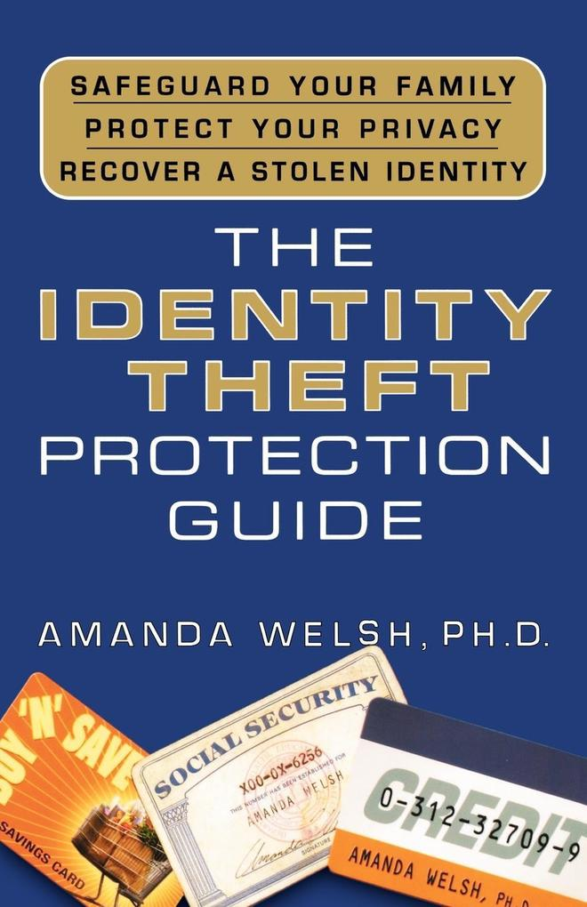 The Identity Theft Protection Guide als Taschenbuch