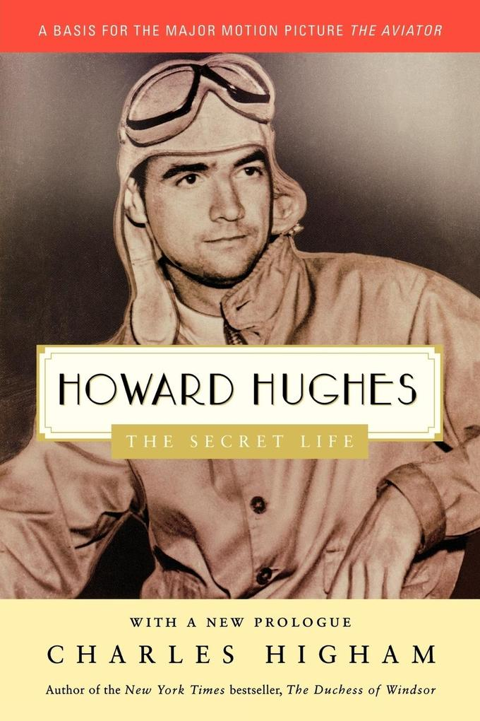 Howard Hughes als Taschenbuch