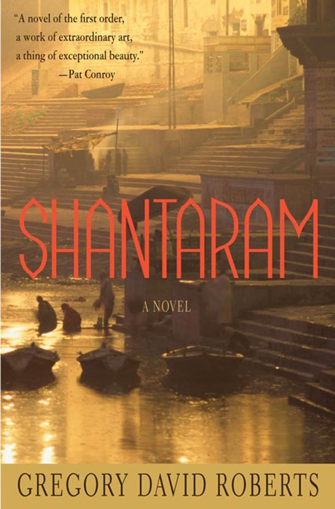 Shantaram als Buch