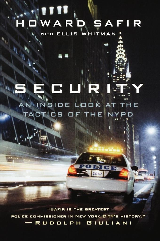 Security als Taschenbuch