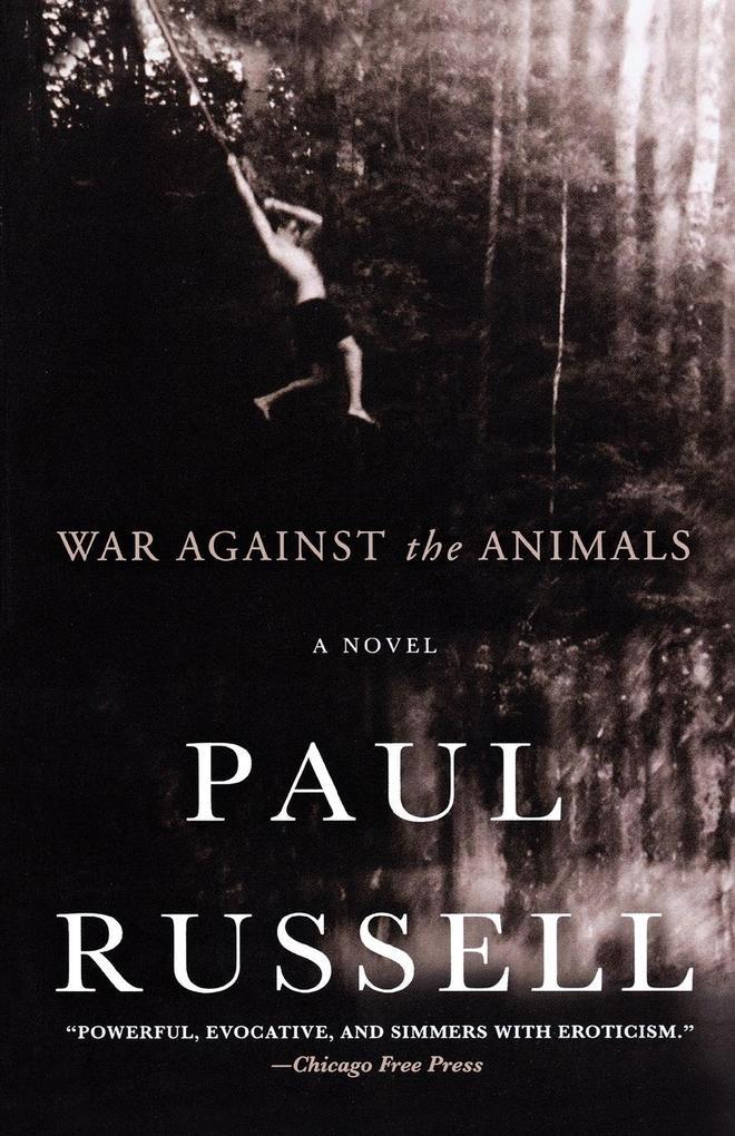 War Against the Animals als Taschenbuch