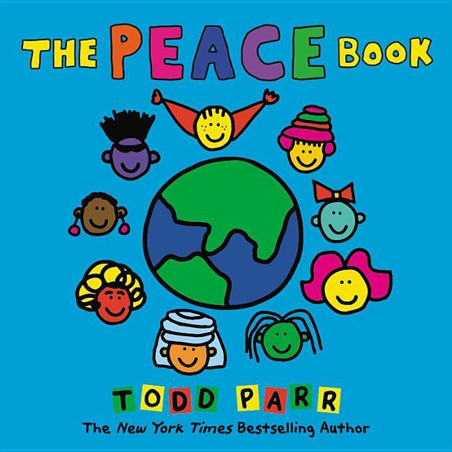 The Peace Book als Buch