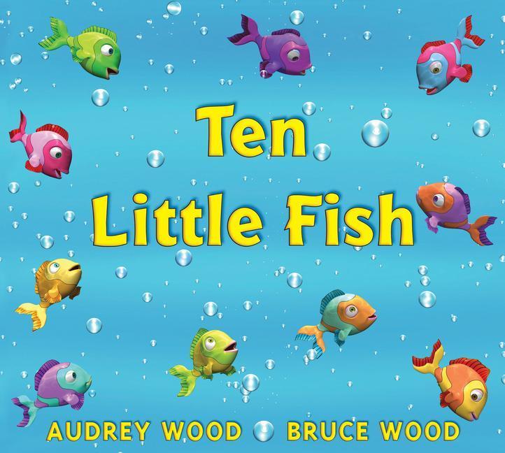 Ten Little Fish als Buch