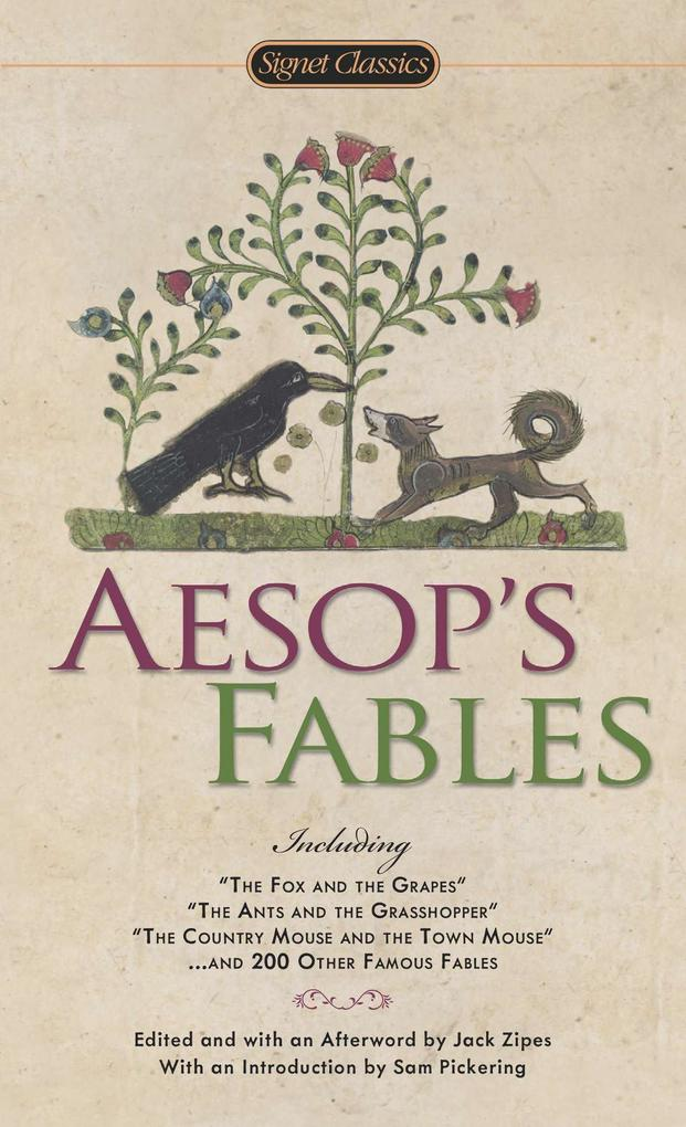 Aesop's Fables als Taschenbuch