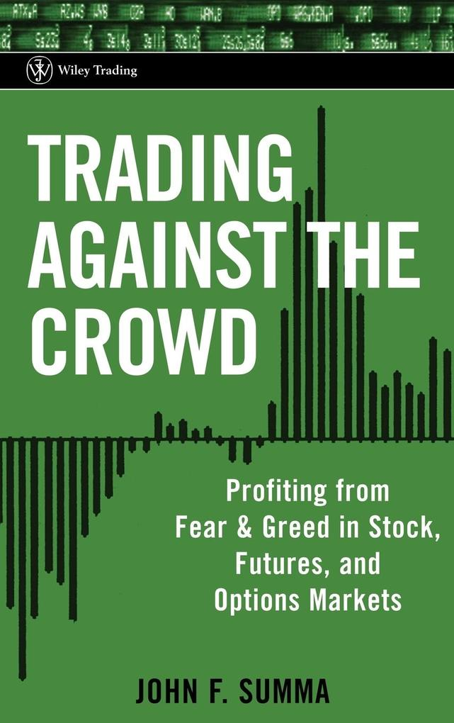 Trading Against the Crowd als Buch