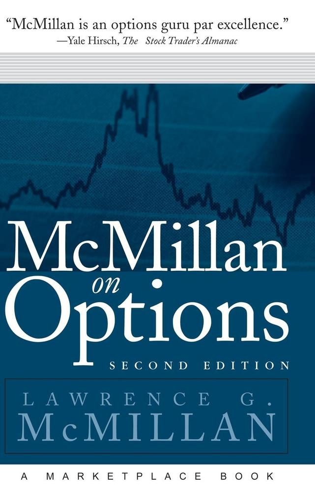 McMillan on Options als Buch