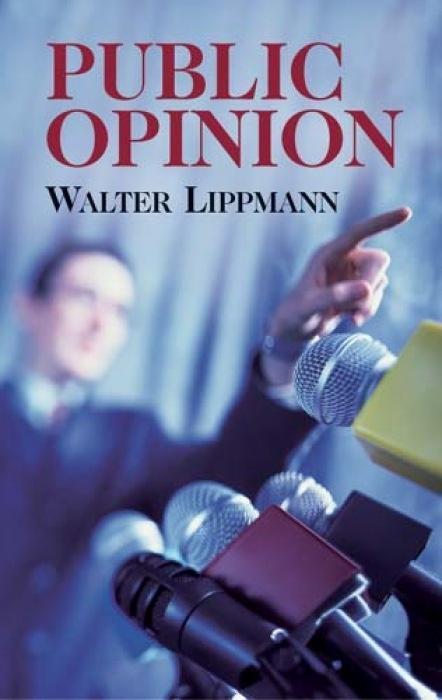 Public Opinion als Taschenbuch