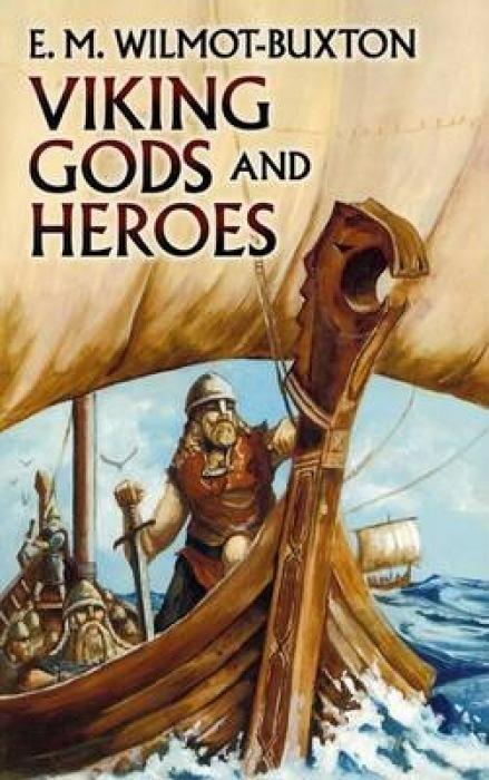 Viking Gods and Heroes als Taschenbuch