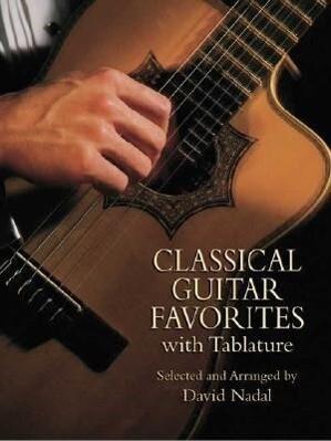 Classical Guitar Favorites with Tablature als Taschenbuch