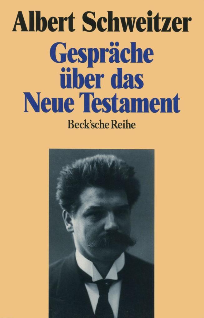 Gespräche über das Neue Testament als eBook