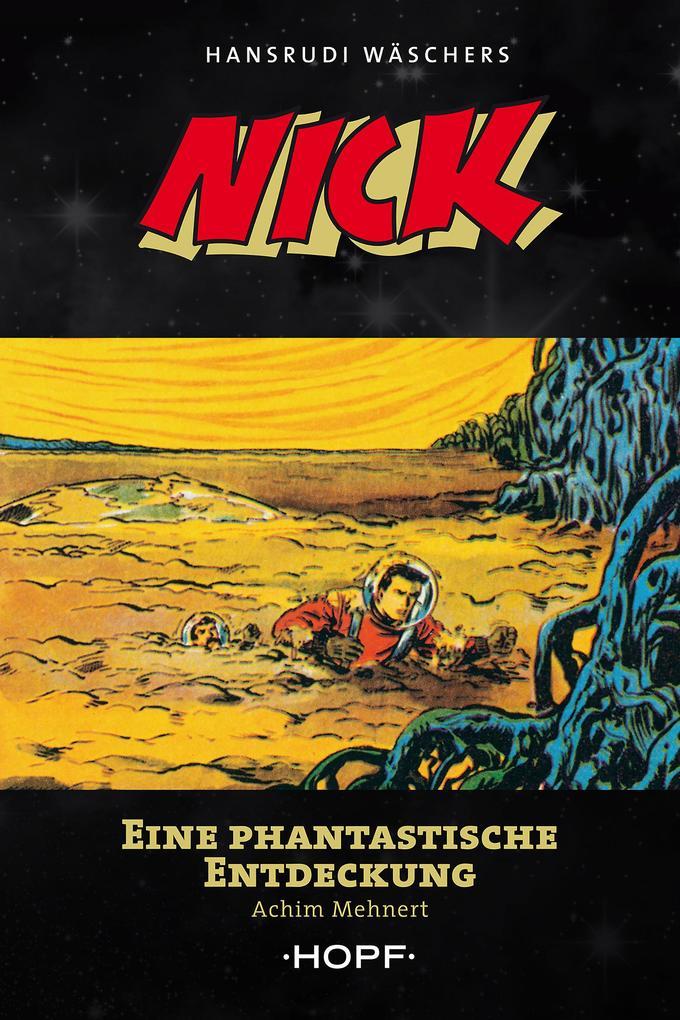 Nick 5: Eine phantastische Entdeckung als eBook