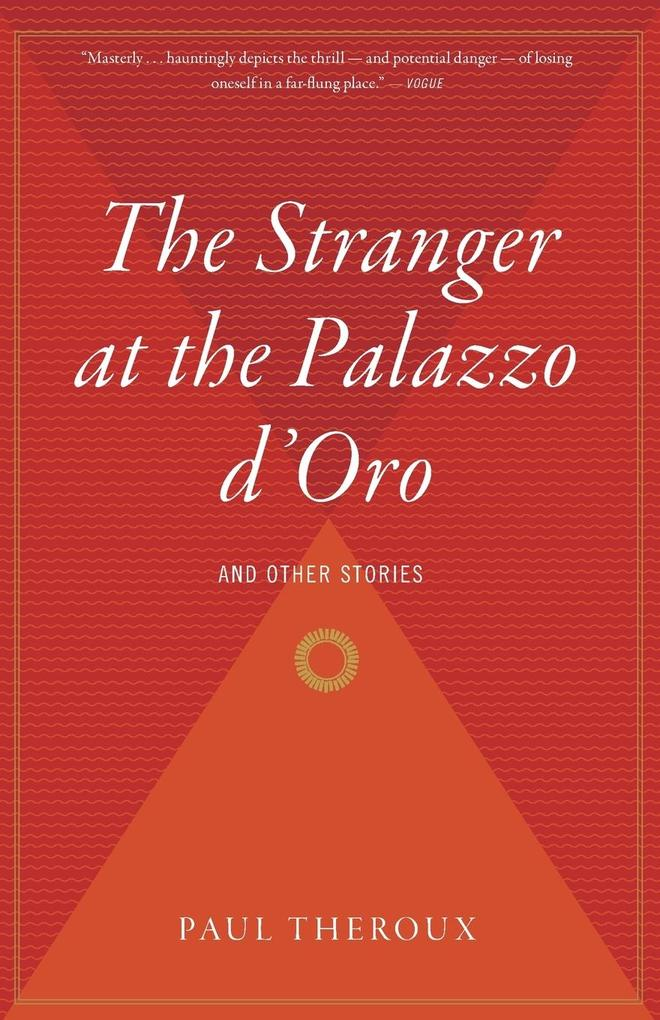 The Stranger at the Palazzo D'Oro: And Other Stories als Taschenbuch