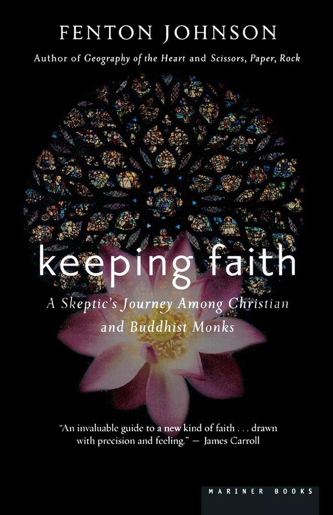 Keeping Faith: A Skeptic's Journey als Taschenbuch