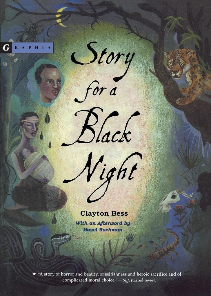 Story for a Black Night als Taschenbuch