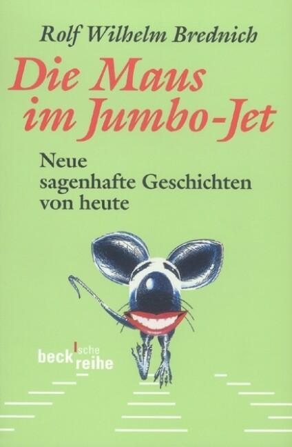 Die Maus im Jumbo-Jet als Taschenbuch