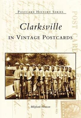 Clarksville in Vintage Postcards als Taschenbuch