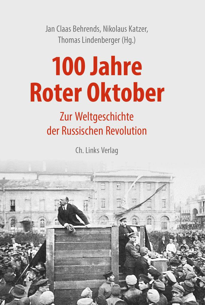 100 Jahre Roter Oktober als eBook