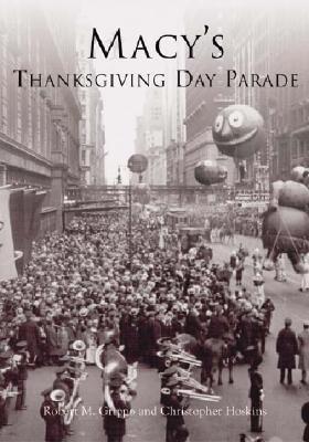 Macy's Thanksgiving Day Parade als Taschenbuch