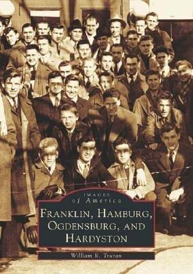 Franklin, Hamburg, Ogdensburg, and Hardyston als Taschenbuch
