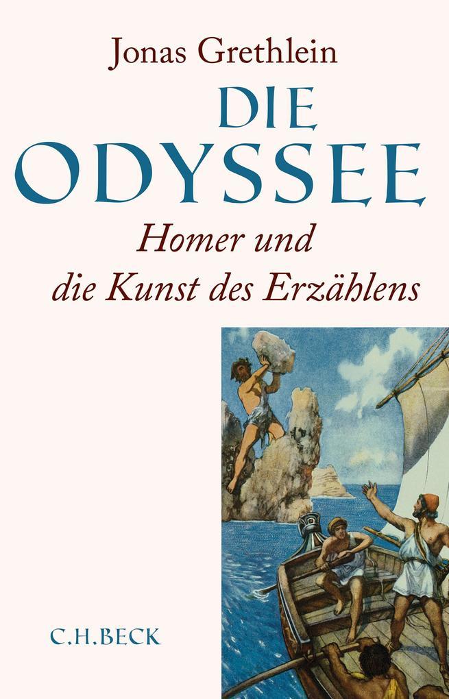Die Odyssee als eBook epub