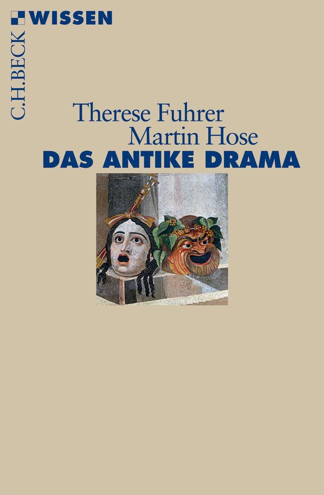 Das antike Drama als eBook