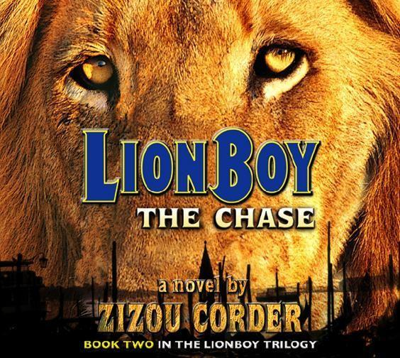 Lionboy: The Chase als Hörbuch