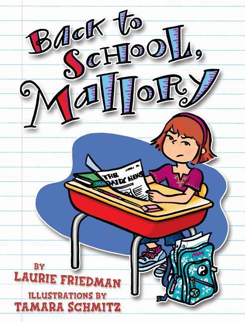#2 Back to School, Mallory als Buch