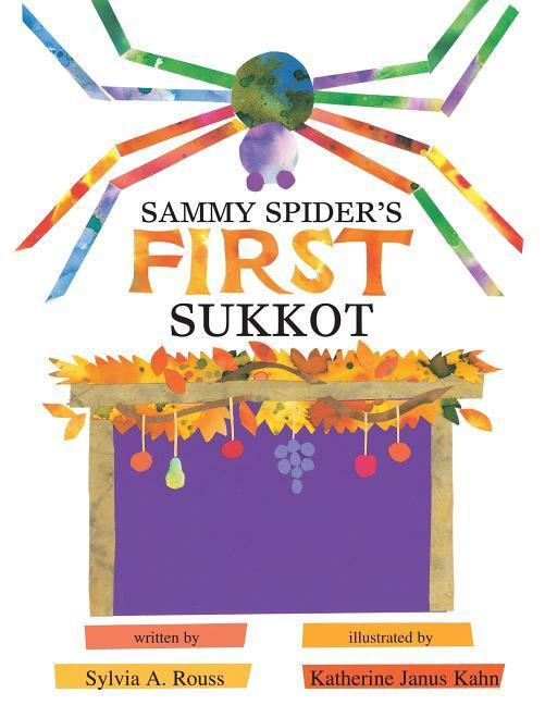 Sammy Spider's First Sukkot als Taschenbuch