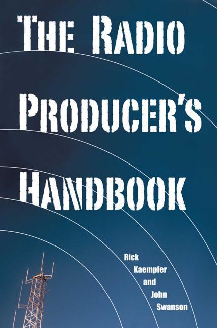 The Radio Producer's Handbook als Taschenbuch