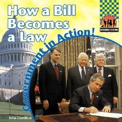 How a Bill Becomes a Law als Buch