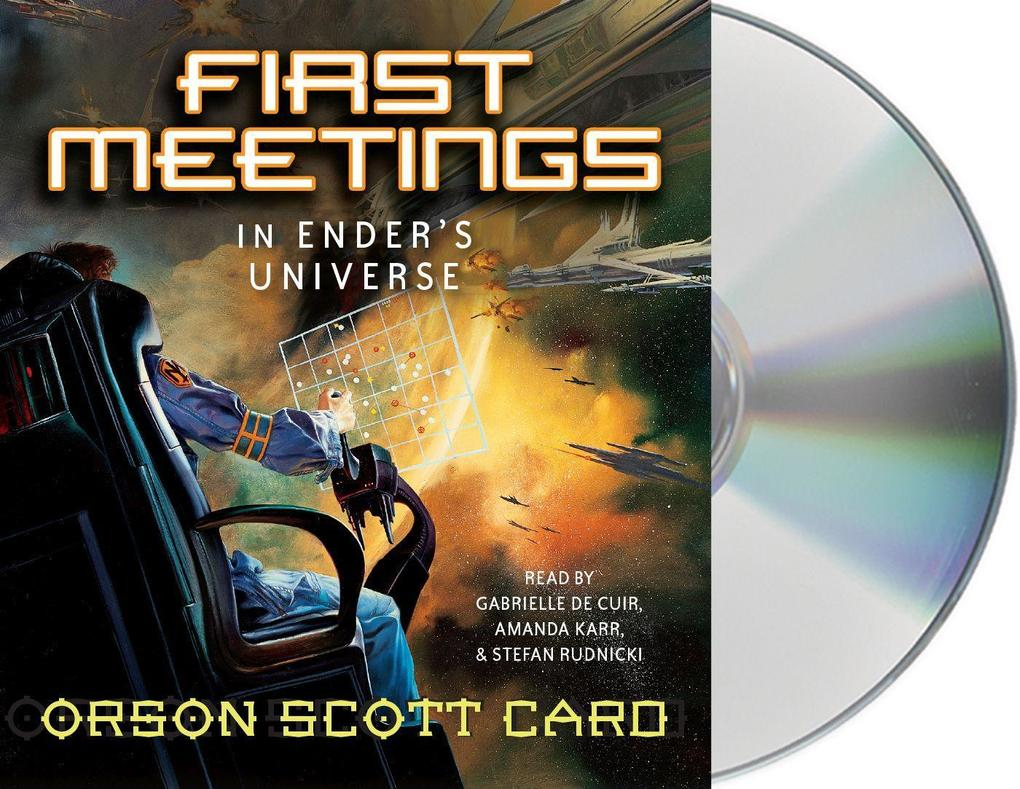 First Meetings: In the Enderverse als Hörbuch