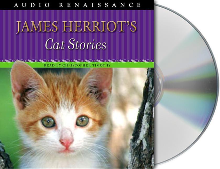 James Herriot's Cat Stories als Hörbuch