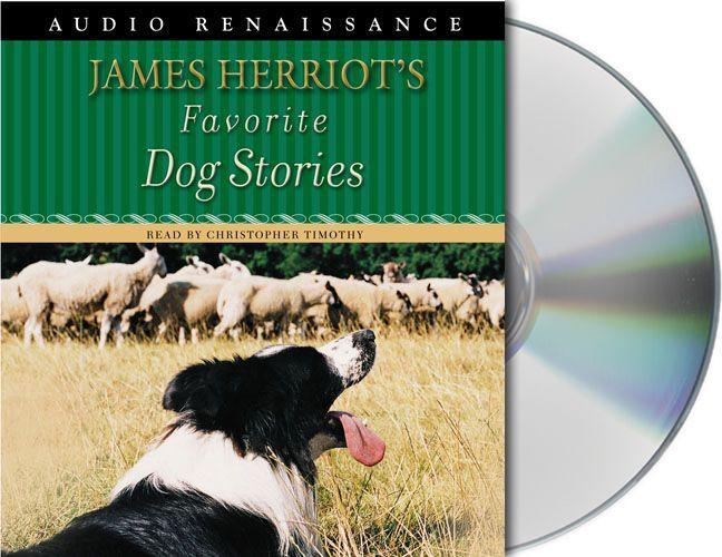 James Herriot's Favorite Dog Stories als Hörbuch