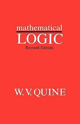 Mathematical Logic, Revised Edition als Buch
