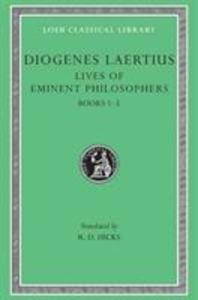 The Lives of Eminent Philosophers als Buch