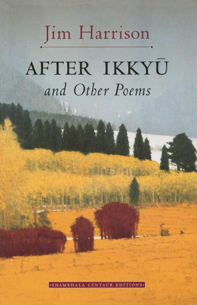 After Ikkyu and Other Poems als Taschenbuch
